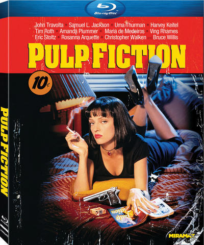 PULP FICTION (BLURAY)