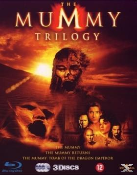 MUMMY COLLECTION[BLU RAY]