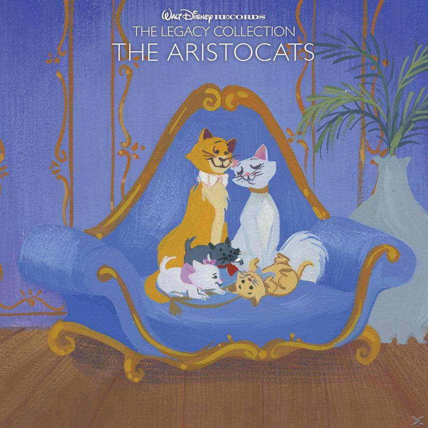 THE ARISTOCATS:THE LEGACY (2CD)