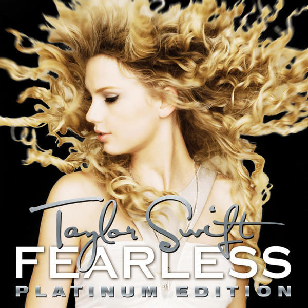 FEARLESS PLATINUM EDITION (2LP RSD)