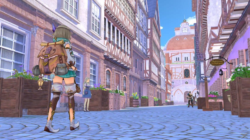 Atelier Firis - PlayStation 4
