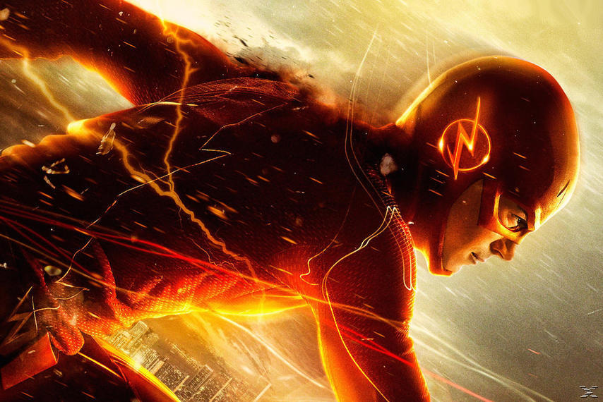 Flash Seizoen 1 Blu-ray