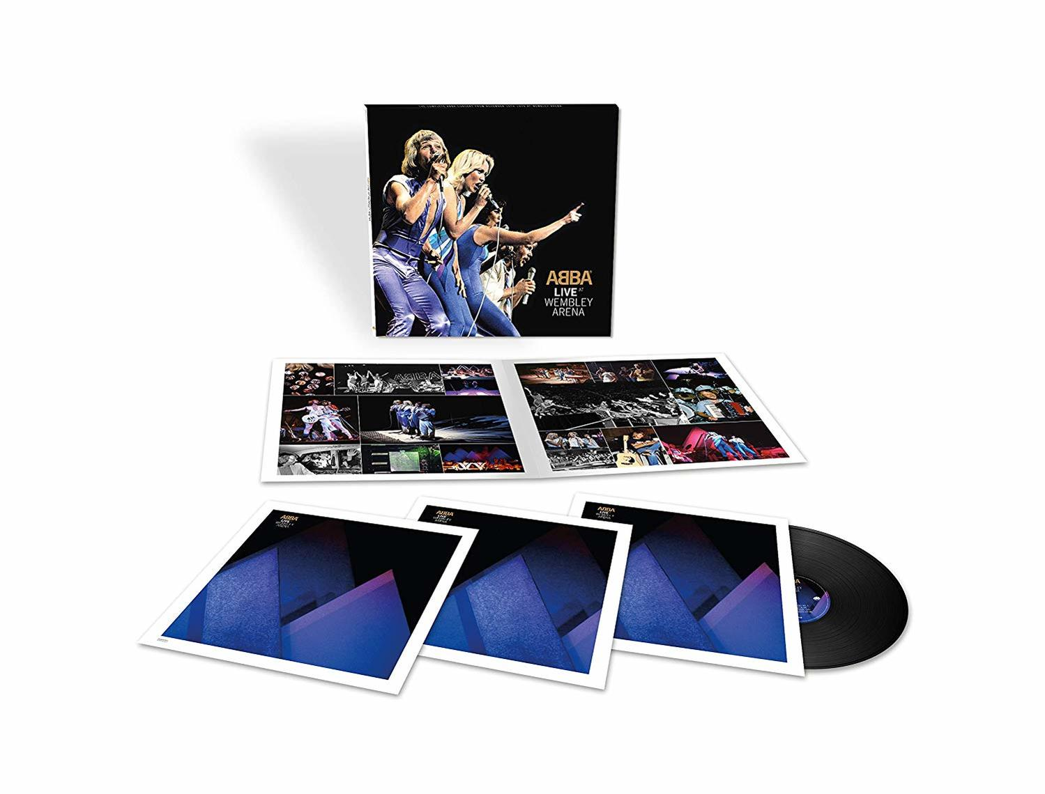 LIVE AT WEMBLEY ARENA (3LP)