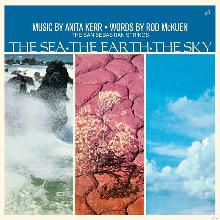 SEA THE EARTH THE SKY (3CD)