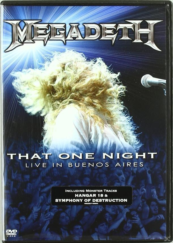 That One Night: Live In Buenos Aire