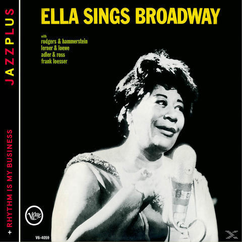 Ella Sings Broadway / Rhythm Is My Business