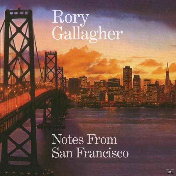 NOTES FROM SAN FRANCISCO (LP)