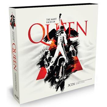 MANY FACES OF QUEEN (3CD DIGI)