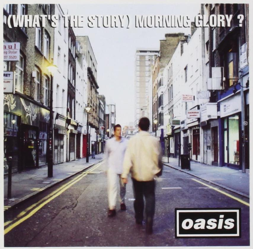 (WHATS THE STORY) MORNING GLORY (LP)