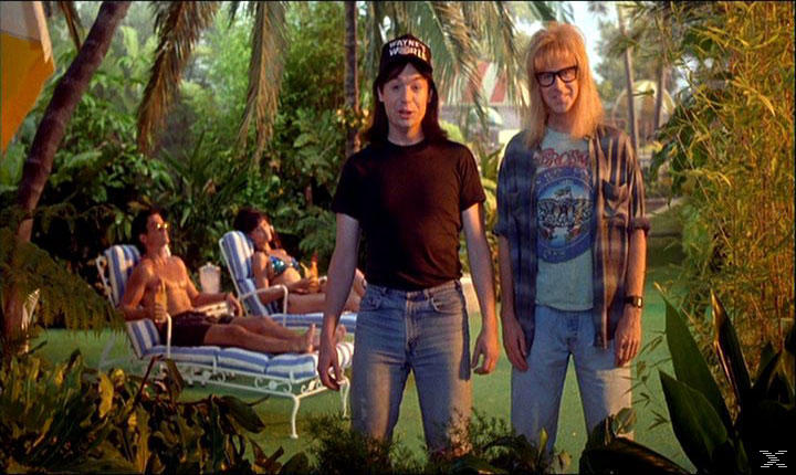 Wayne's World & Wayne's World 2 - (DVD)