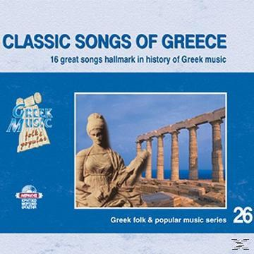 Classic Songs Of Greece No 26