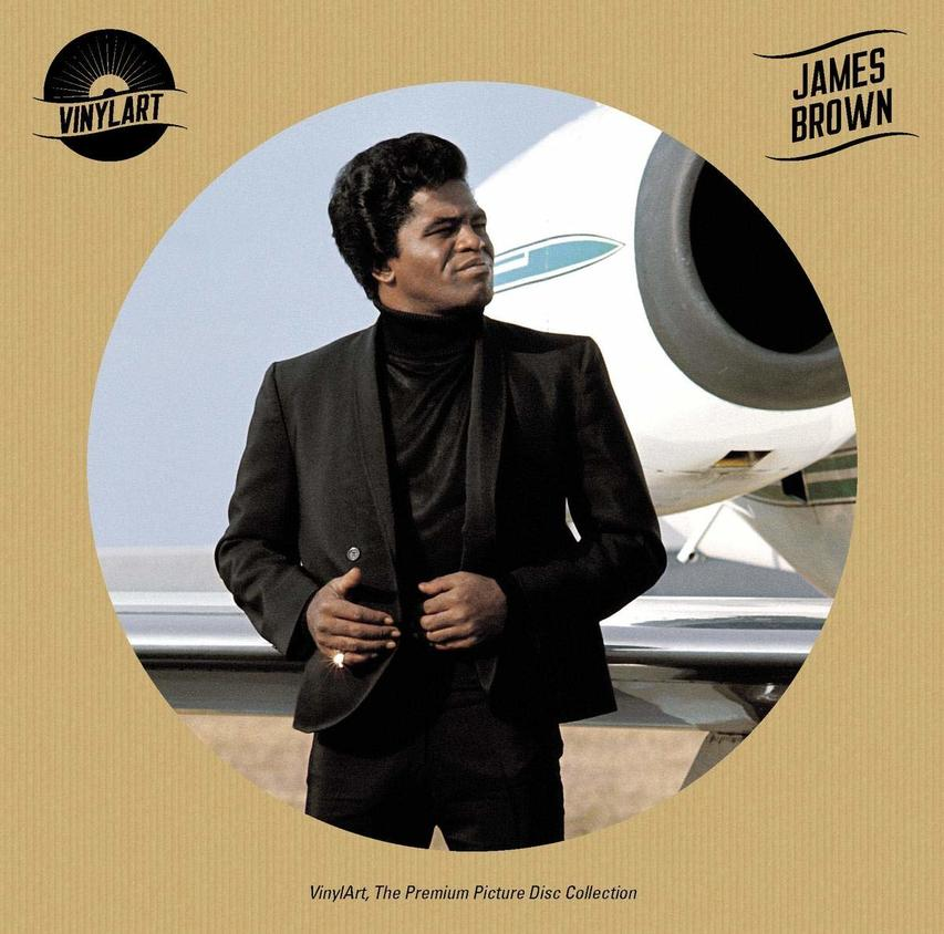 JAMES BROWN (LP PIC)