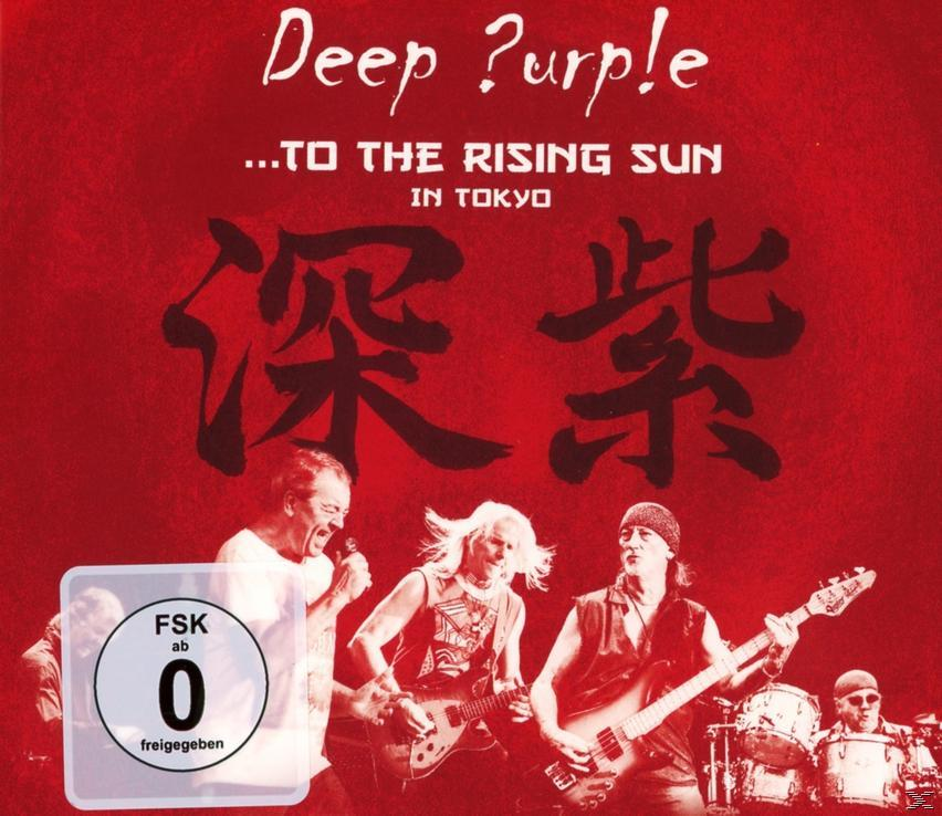 …TO THE RISING SUN (IN TOKYO) (2CD+DVD)