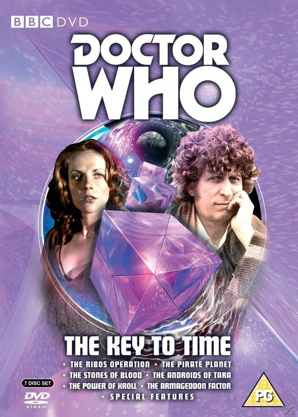 Doctor Who - The Key to Time DVD-Box