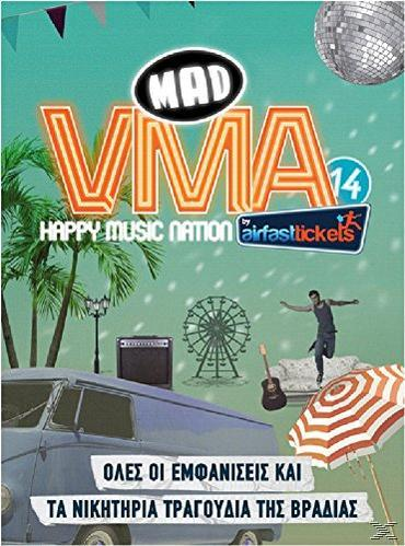 MAD AWARDS 2014 (2CD)