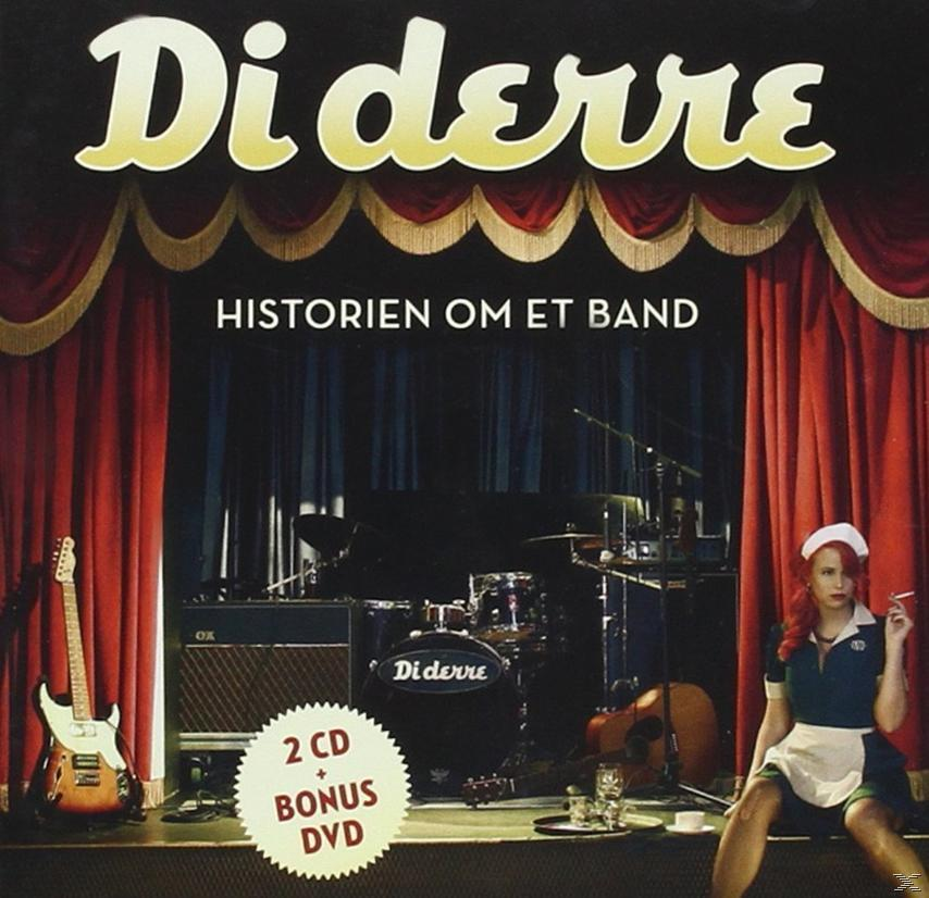 HISTOREN OM ET ( CD+ DVD )
