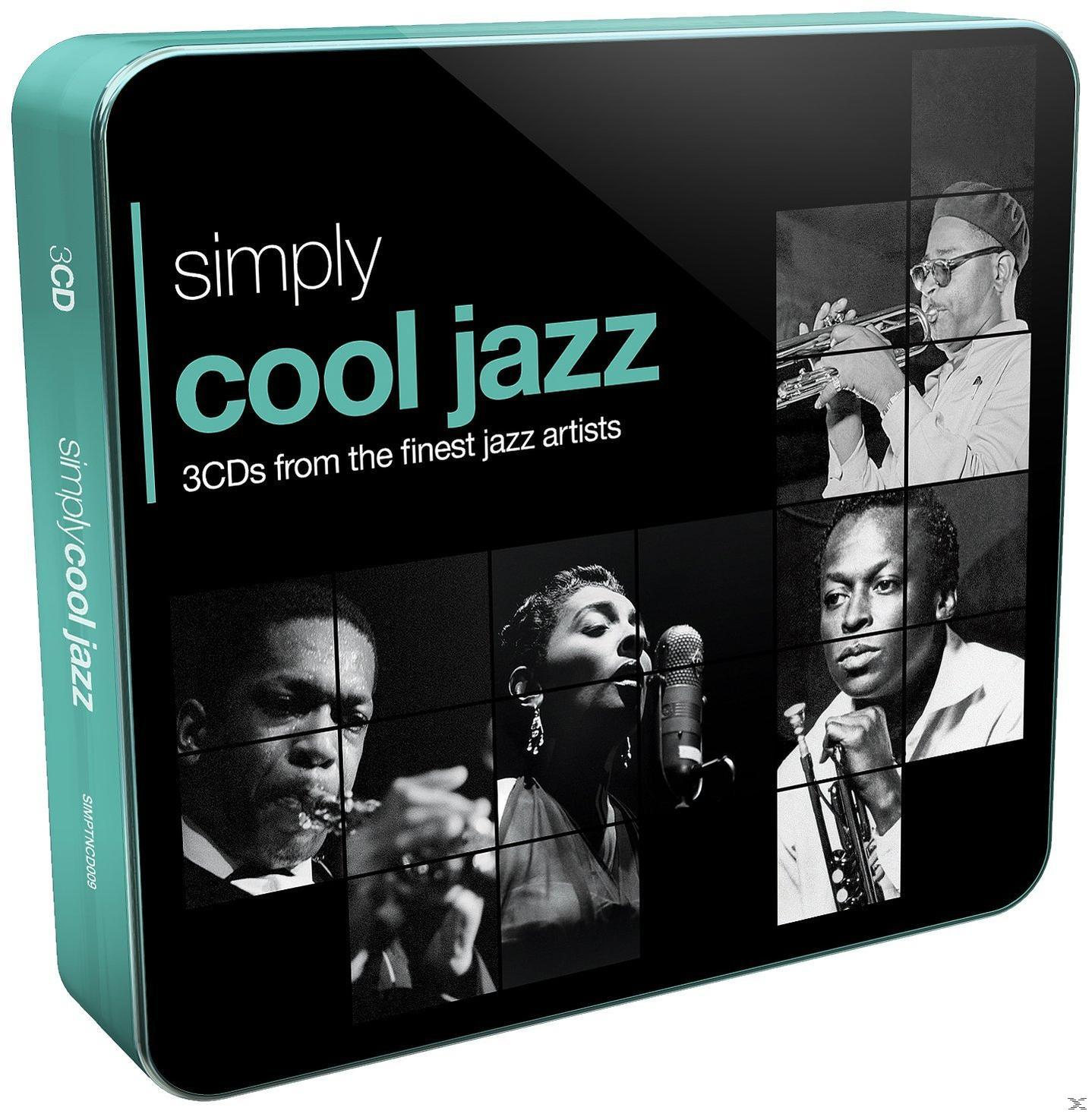 SIMPLY COOL JAZZ (3CD)