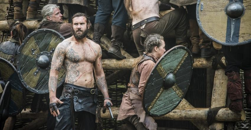Vikings Seizoen 3 TV-serie