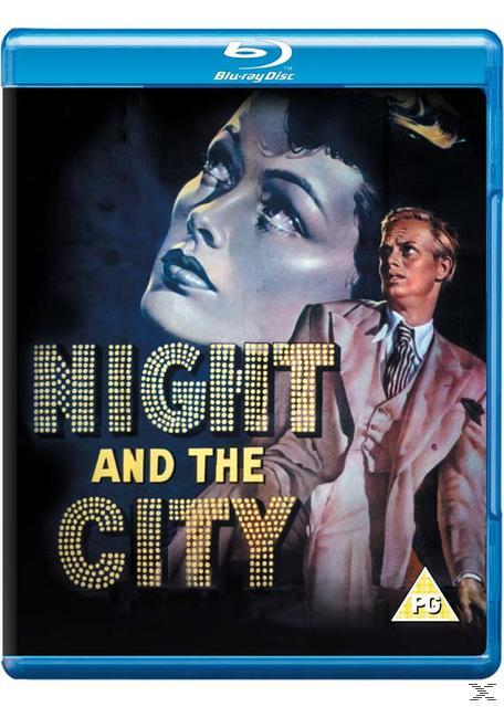 NIGHT AND THE CITY (BLU RAY)