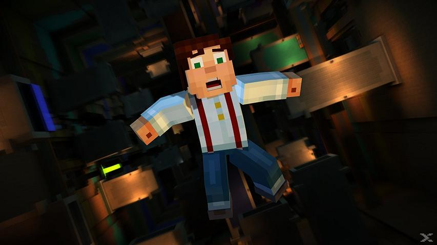Minecraft Story Mode - The Complete Adventure - PlayStation 3