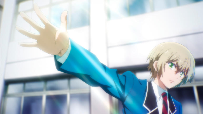 Aoharu X Machinegun - Volume 1 - Episode 1-4 - (Blu-ray)