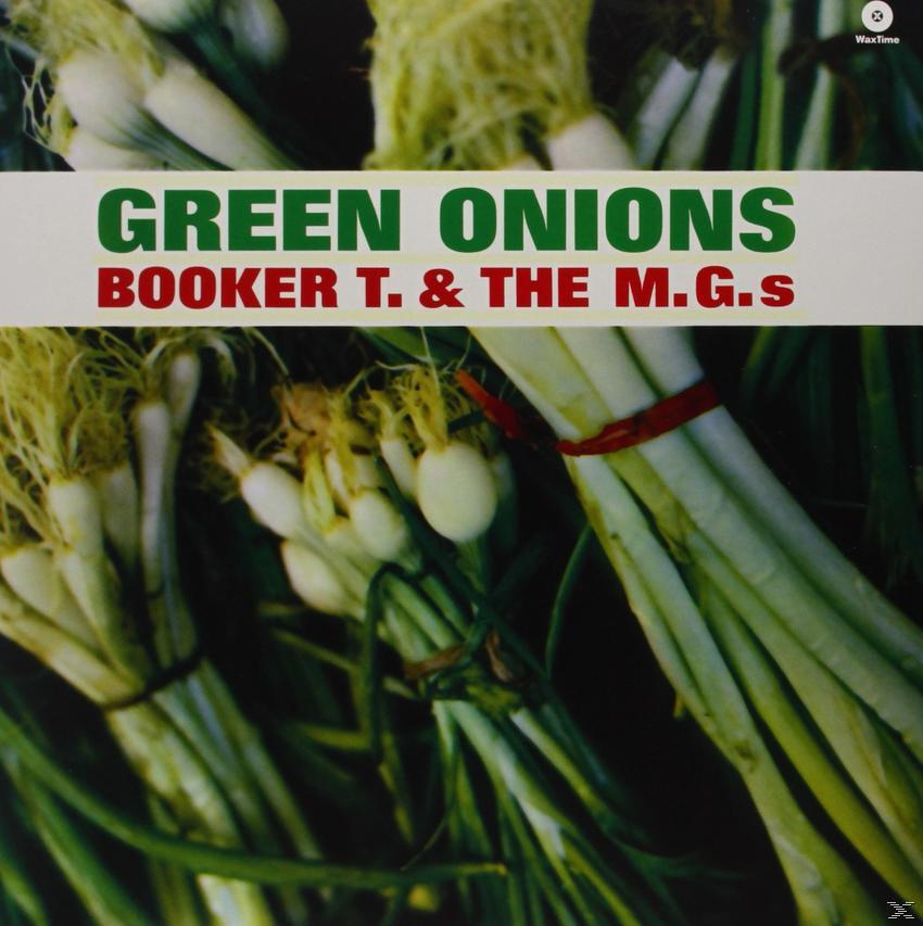 GREEN ONIONS -HQ- (LP)