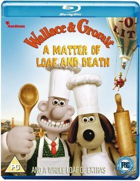 Wallace & Gromit: A M Atter Of Loaf And Death