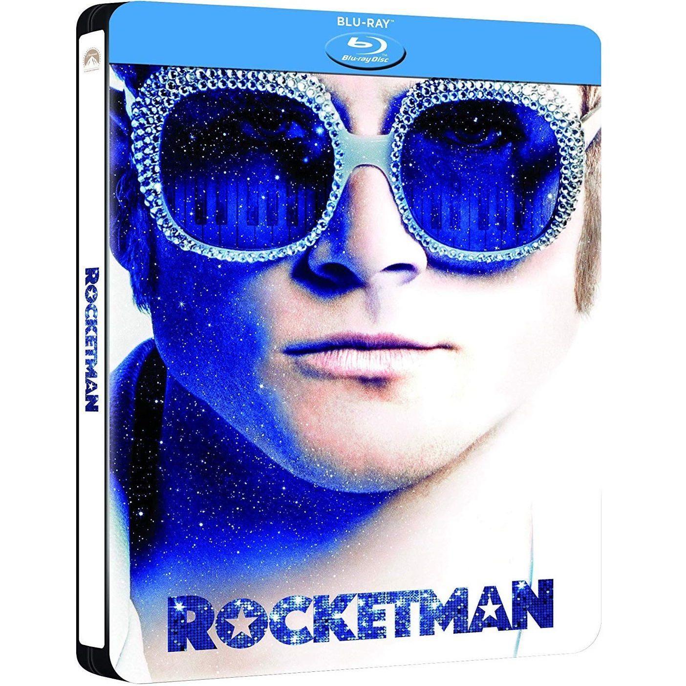 ROCKETMAN (STEELBOOK)