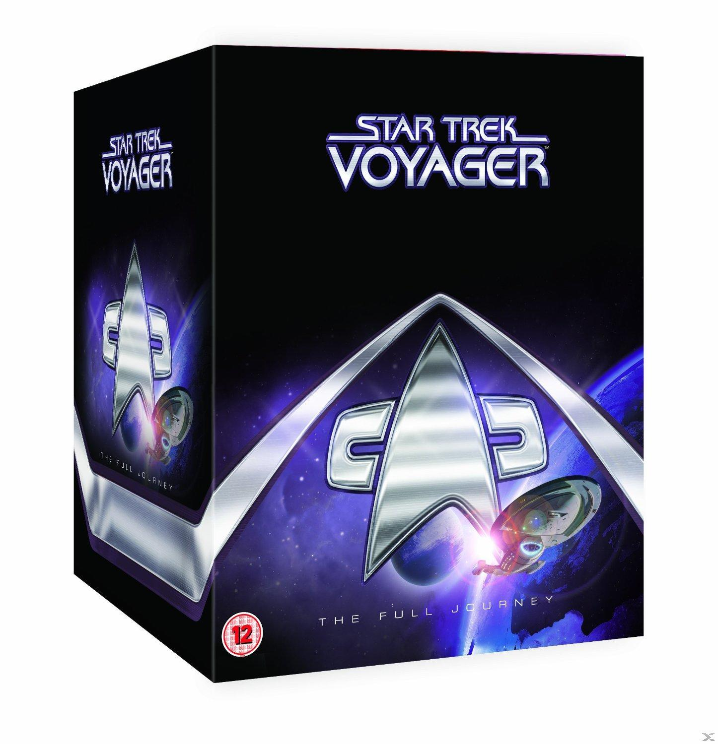 STAR TREK VOYAGER (THE COMPLETE  COLLECT