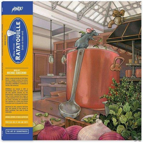 RATATOUILLE (LP)