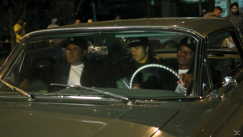 Straight Outta Compton Blu-ray