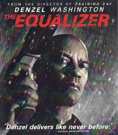 EQUALIZER, THE[BLU RAY]
