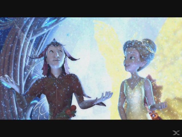 Tinkerbell: De Veloren Schat - Blu-ray