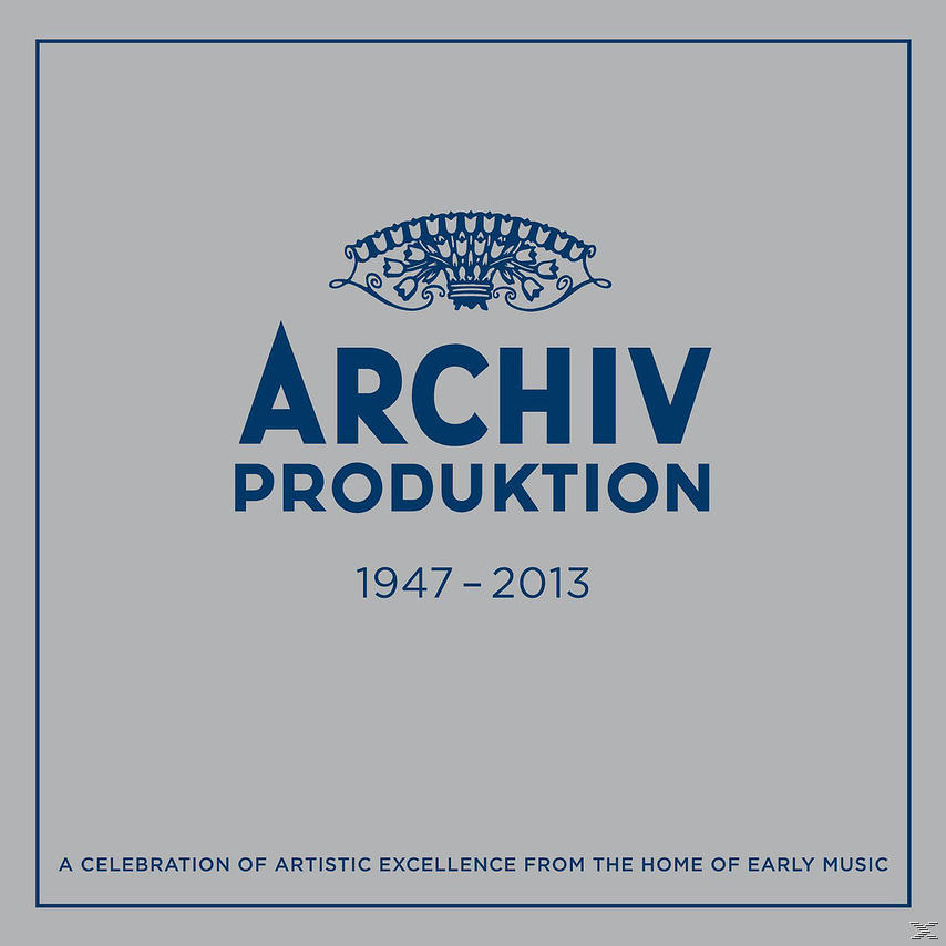 Archiv Produktion 1947-2013 (Ltd.Ed.)