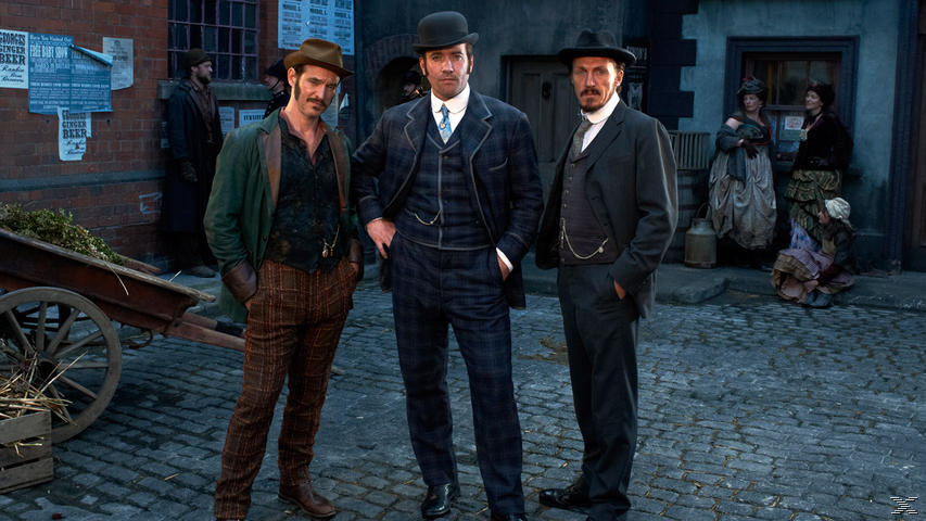 Ripper Street - Staffel 1 - (Blu-ray)