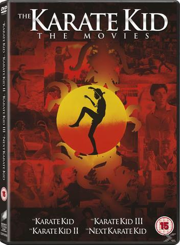 KARATE KID 1-4 BOX SET