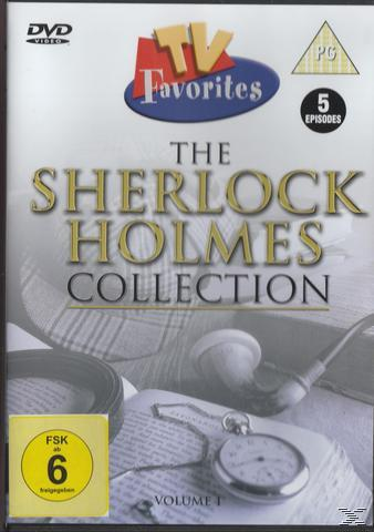 SHERLOCK HOLMES COLLECTION VOL. 1