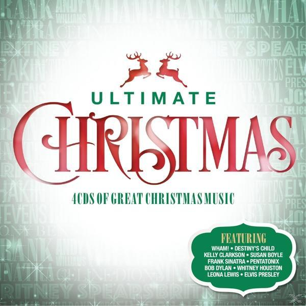 ULTIMATE…CHRISTMAS (4CD)