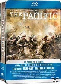 The Pacific Bluray Box
