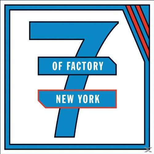 OF FACTORY NEW YORK (LP)