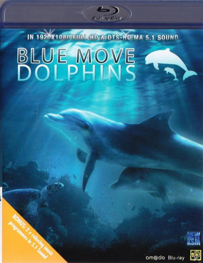 Blue Move Dolphins