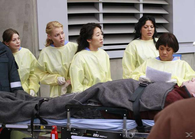 Grey's Anatomy Seizoen 4 DVD