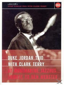 In Europe With Clark Terry