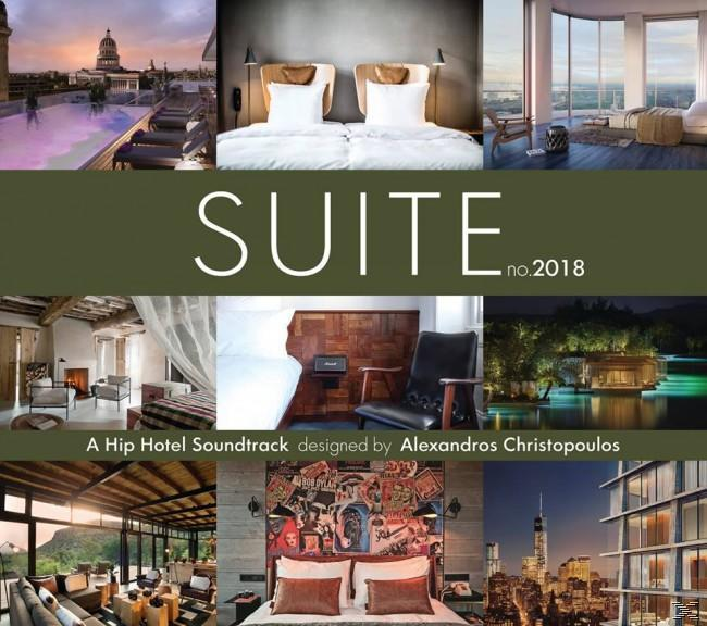 SUITE NO. 2018 (2CD)