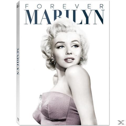 Forever Marilyn Box Set Bluray Box