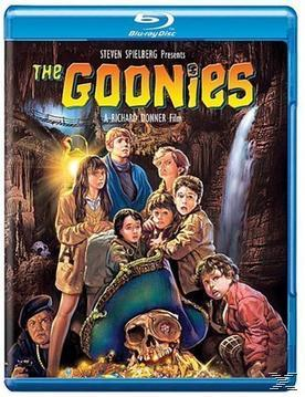 GOONIES THE (BLURAY)