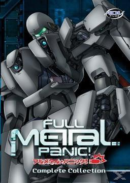 Full Metal Panic - Complete Collection DVD-Box
