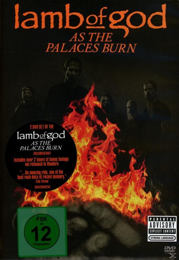 AS THE PALACES BURN (DVD)