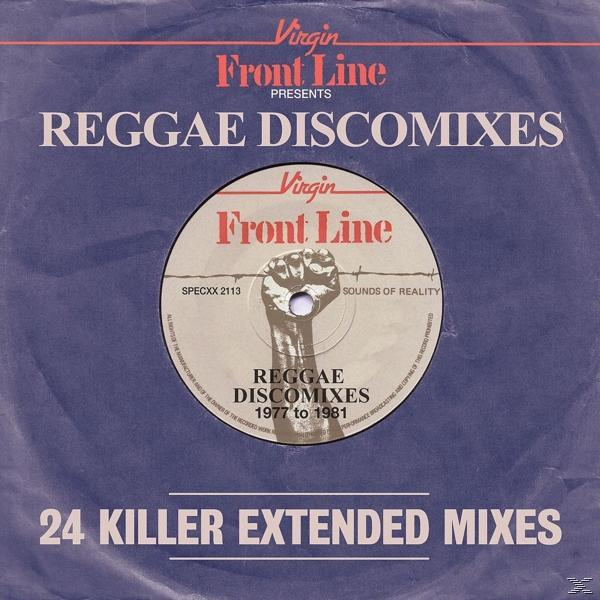 FRONT LINE PRESENTS REGGAE (2CD)