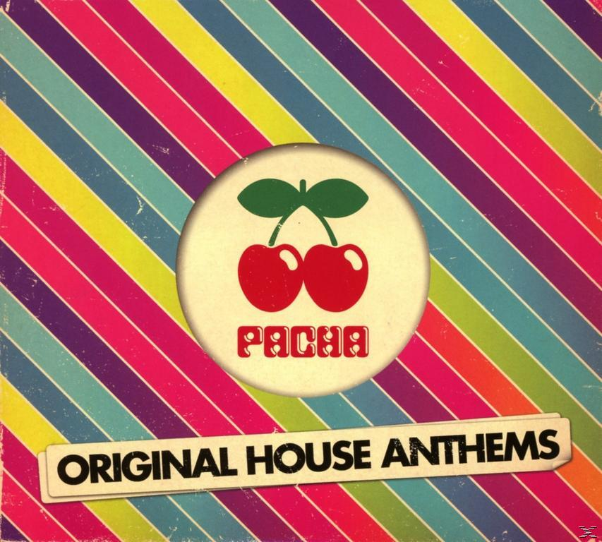 PACHA: ORIGINAL HOUSE ANTHEMS (3CD)